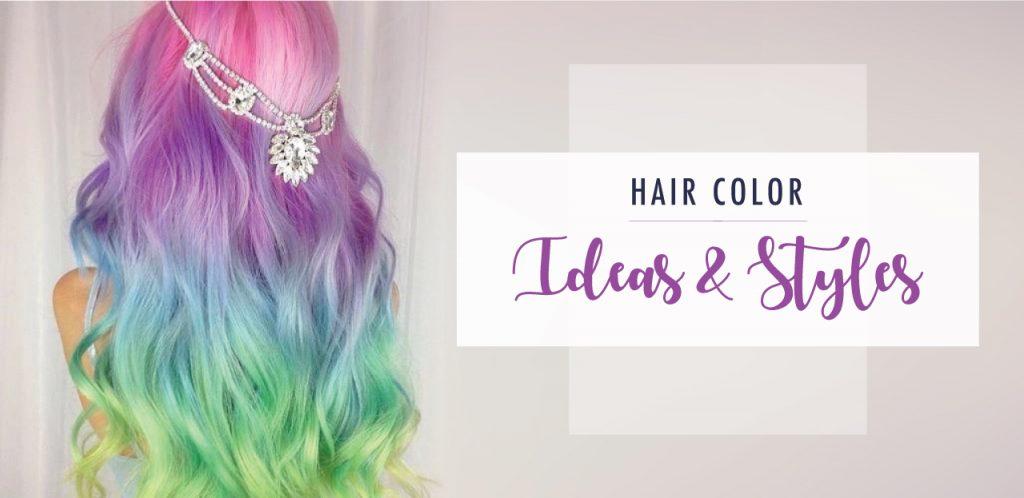 Hair Color Ideas and Styles – Latino Beauty Salon