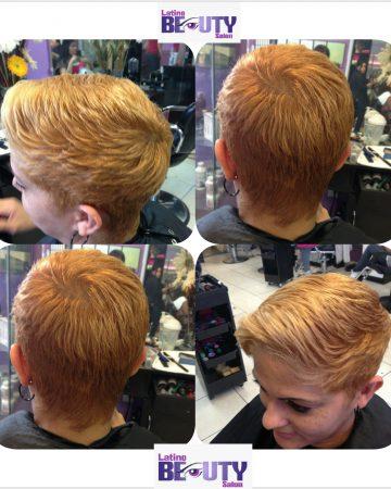 Haircut Latino Beauty Salon