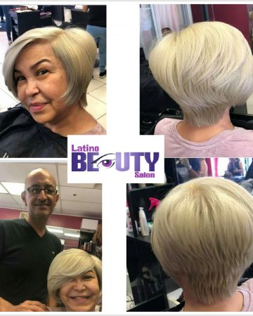 Latino Beauty Salon Roxbury